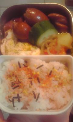 お弁当20101022